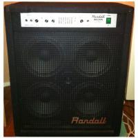 Randall RB200X Amplificatore per Basso . SPEDITO GRATIS