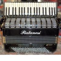 Fisarmonica Piatanesi 120 bassi 5/5 elettrificata