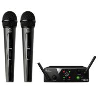 Microfono AKG WMS 40 PRO MINI 2 Wireless - PRONTA CONSEGNA