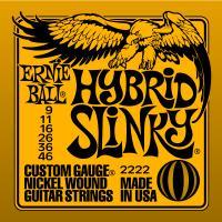 Ernie ball 2222 (9-46) Muta corde per chitarra elettrica