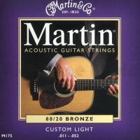 Martin M175 (11-52) Muta corde per chitarra acustica