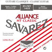 Savarez 540R Muta corde per chitarra classica