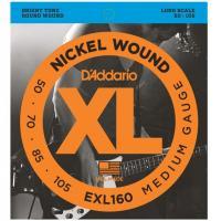Muta di corde per basso elettrico D' addario EXL 160