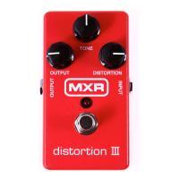 Pedale MXR M115 Distortion III