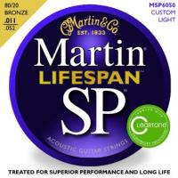 Muta corde Martin MSP6050 Custom Light (11-52) per chitarra acustica
