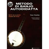 Tony Trischka - Metodo Di Banjo Autodidatta