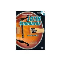 Antonio Ongarello - Latin Standards for jazz guitar