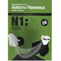 Manuel Granados - Manual Didactico De La Guitarra Flamenca N1
