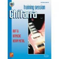 Carlo Schiarini e Judge Fredd - Training session CHITARRA (Riff & Ritmiche Heavy Metal)