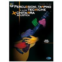 Massimo Varini - Percussioni, Tapping e altre tecniche per chitarra Acustica