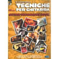 Nico Di Battista - Il libro delle tecniche per chitarra
