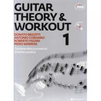 Donato Begotti, Antonio Cordaro, Roberto Fazari e Piero Marras - Guitar Theory & Workout 1