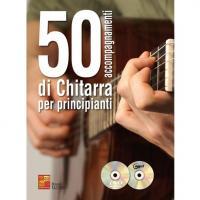 Bruno Tazzino - 50 accompagnamenti di chitarra per principianti