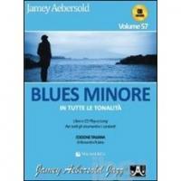 Jamey Aebersold - Blues minore in tutte le tonalità