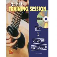 Antonello Nesta - Guitar training session