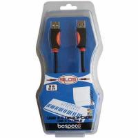 Bespeco SLAA300 - USB 2.0 da 3mt Cavo