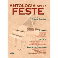 ANTOLOGIA DELLE FESTE di Franco Concina