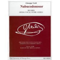 Giuseppe Verdi -  Nabucodonosor