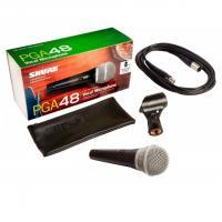 Shure PGA48 XLRE Microfono dinamico