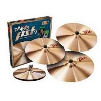 Set Piatti Paiste PST-7 Light Set (HH1 4/thin crash 16 / thin crash 18/Ride20) - 1 thin crash 16 OMAGGIO - SPEDITI GRATIS