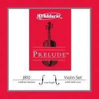 D' Addario Prelude J810 medium tension Corde Violino
