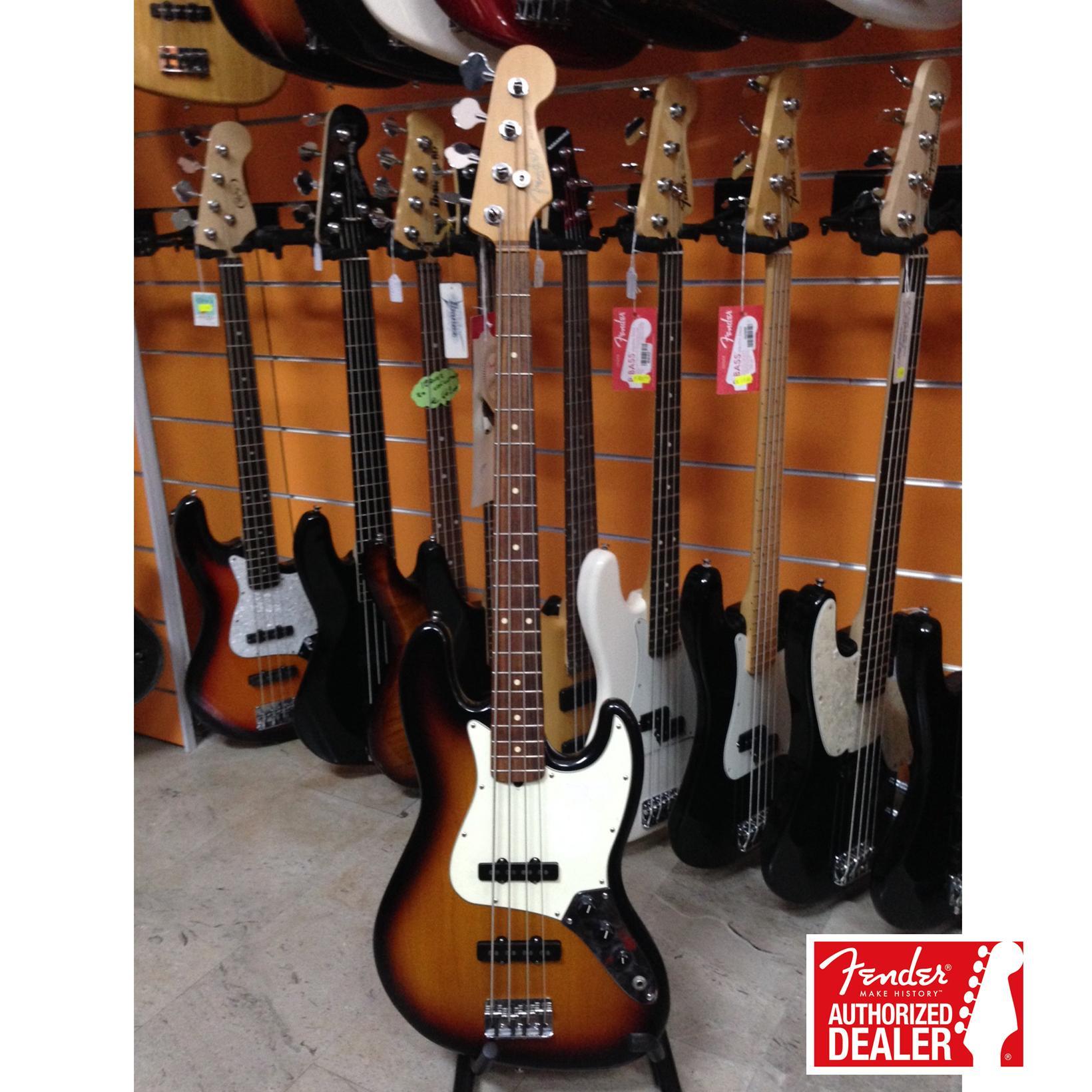 Fender Jazz Bass American STD SB (anno 2001) Basso Elettrico