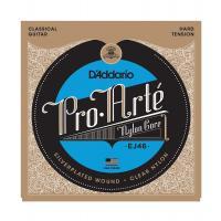 Muta di corde D'Addario Pro Arte EJ46 per chitarra classica