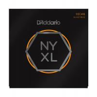 Muta di corde D'Addario NYXL 1046 Regular Light per chitarra elettrica
