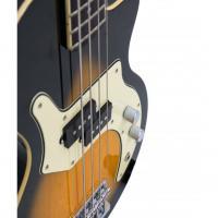 Orange O-Bass Sunburst Basso Elettrico_2