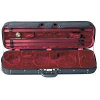 Astuccio professionale per violino 4/4 Gewa Liuteria Maestro Nero/Bordeaux - SPEDITO GRATIS