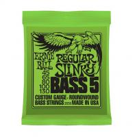 Muta di corde per basso elettrico Ernie Ball 2836 Regular Slinky Bass 5