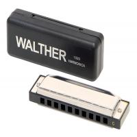 Walther 1020 Modello Richter in Do Armonica a bocca