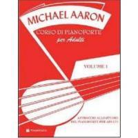 AARON Corso di Pianoforte per Adulti Volume 1