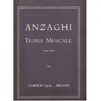 Anzaghi   Teoria musicale secondo corso - Carish