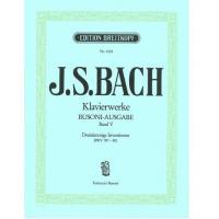 Klavierwerke (Busoni-Ausgabe) Band V