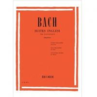 Bach Suites Inglesi (Mugellini)
