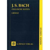 Bach Englische suiten (Verlag)