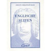 Bach Englische suiten - Carisch