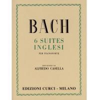 6 suites inglesi (Casella) - Edizioni Curci