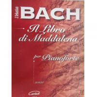 BACH Il Libro di Maddalena per Pianoforte (Moroni) - Carish