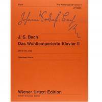 Bach Das Wohltemperierte Klavier II