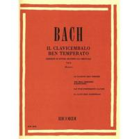 Bach il clavicembalo ben temperato Vol.II (Montani) - Ricordi