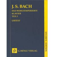 Bach Das Wohltemperierte Klavier Teil I Urtext Verlag