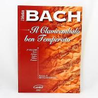 Bach il clavicembalo ben temperato Bruno Mugellini Volume 2 - Carisch