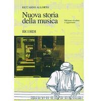 ALLORTO Nuova Storia Della Musica - Ricordi