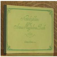 Bach Notenbuchlein fur Anna M. Bach - Edition Peters