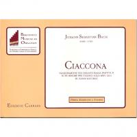 Bach Ciaccona (Matthey) - Edizioni Carrara