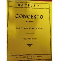 Bach CONCERTO in G minor For Piano and Orchestra