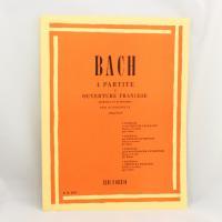 Bach 4 partite e ouverture francese (Partita in Si minore) (Mugellini) - Ricordi