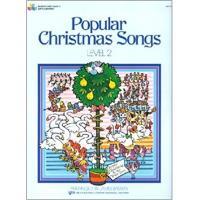 Bastien J. Popular Christmas Songs Level 2